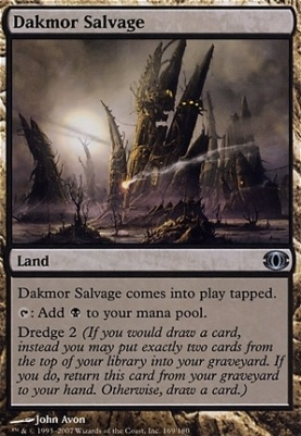 Future Sight: Dakmor Salvage