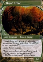 Future Sight Foil: Dryad Arbor