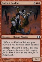 Future Sight Foil: Gathan Raiders