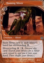 Future Sight: Homing Sliver