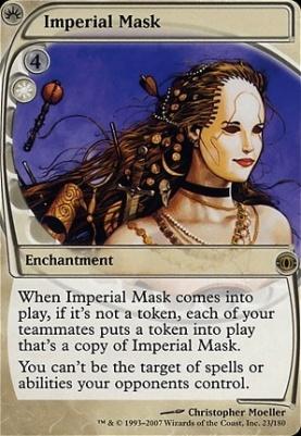 Future Sight Foil: Imperial Mask