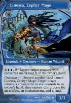 Future Sight: Linessa, Zephyr Mage