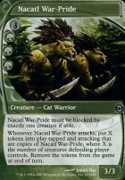 Future Sight Foil: Nacatl War-Pride