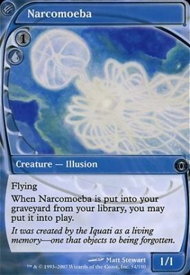Future Sight: Narcomoeba