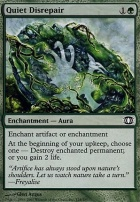 Future Sight Foil: Quiet Disrepair