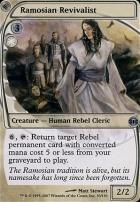 Future Sight: Ramosian Revivalist