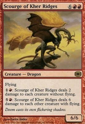 Future Sight: Scourge of Kher Ridges