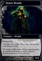 Future Sight Foil: Street Wraith