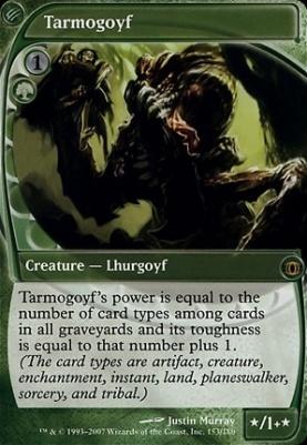 Future Sight: Tarmogoyf