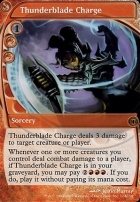Future Sight: Thunderblade Charge