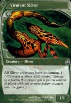 Future Sight: Virulent Sliver