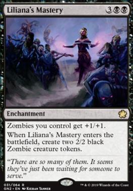 Game Night 2019: Liliana's Mastery