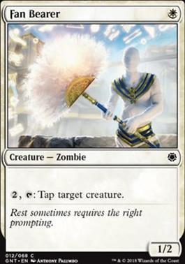 Fan Bearer | Game Night | Card Kingdom
