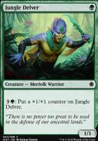 Game Night: Jungle Delver