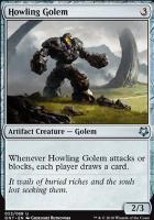 Game Night: Howling Golem