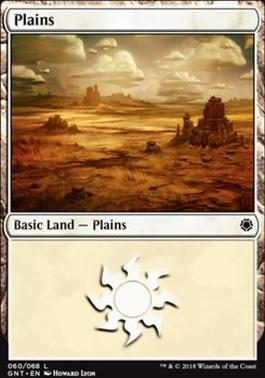 Game Night: Plains (60 A)