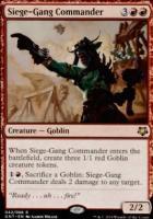 Game Night: Siege-Gang Commander
