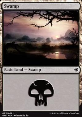 Game Night: Swamp (63 A)