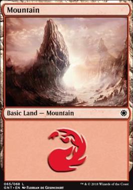 Game Night: Mountain (65 A)