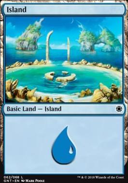 Game Night: Island (62 B)