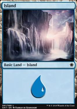 Game Night: Island (61 A)