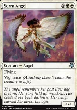 Game Night: Serra Angel