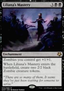Game Night: Liliana's Mastery