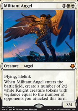 Game Night: Militant Angel