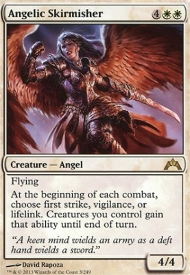 Gatecrash: Angelic Skirmisher