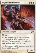 Gatecrash Foil: Angelic Skirmisher