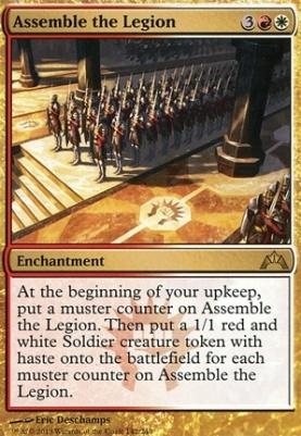 Gatecrash: Assemble the Legion