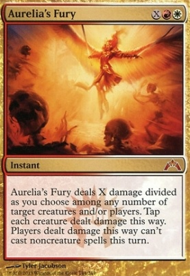 Gatecrash: Aurelia's Fury