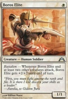 Gatecrash: Boros Elite