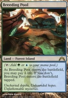 Gatecrash Foil: Breeding Pool