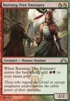 Gatecrash: Burning-Tree Emissary