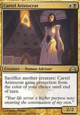 Gatecrash: Cartel Aristocrat