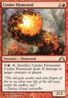 Gatecrash: Cinder Elemental