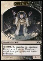 Gatecrash: Cleric Token