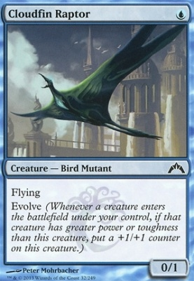 Gatecrash: Cloudfin Raptor