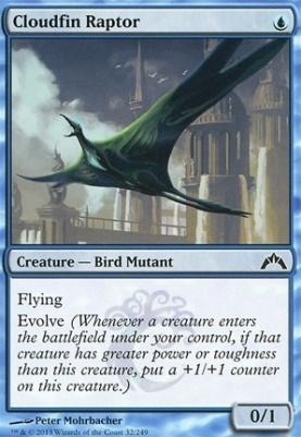 Gatecrash: Cloudfin Raptor