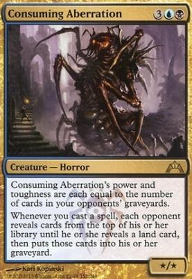 Gatecrash: Consuming Aberration