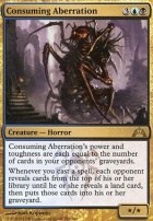 Gatecrash Foil: Consuming Aberration