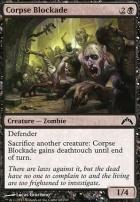 Gatecrash: Corpse Blockade