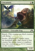 Gatecrash Foil: Crocanura