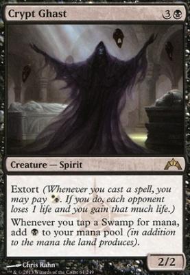 Gatecrash Foil: Crypt Ghast