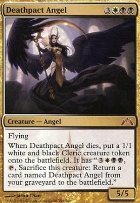 Gatecrash: Deathpact Angel