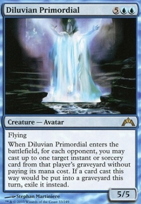 Gatecrash: Diluvian Primordial