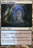 Gatecrash Foil: Dimir Guildgate