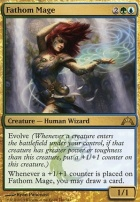 Gatecrash Foil: Fathom Mage