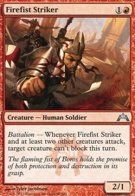 Gatecrash: Firefist Striker